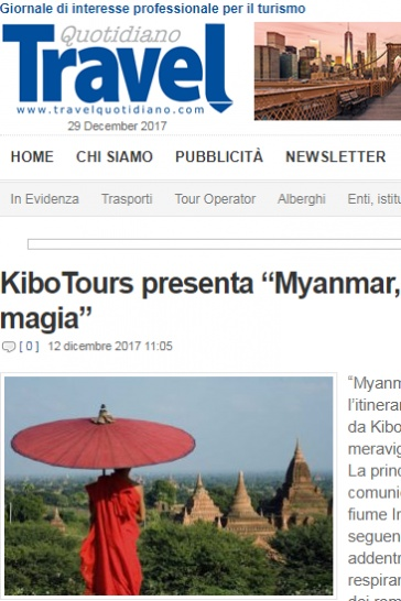 Myanmar - Travel Quotidiano 1